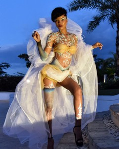 performance body painting
