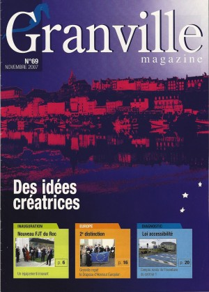 Granville mag couverture