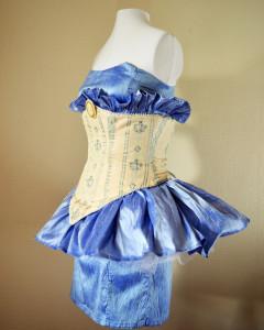 bleu lila