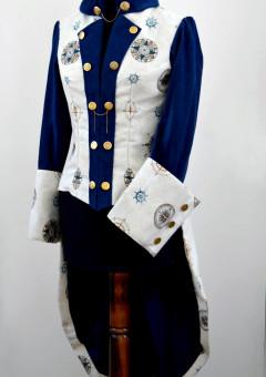 steampunk veste