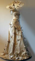 Robe-sculpture